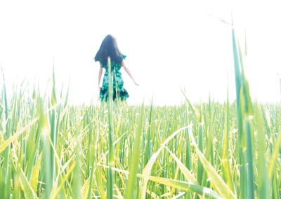 Extrañas en el Paraíso
